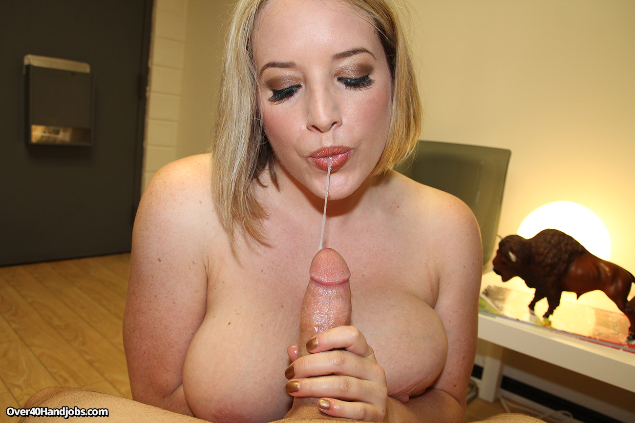 mature tugging tube
